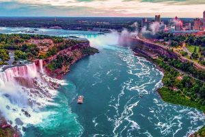 Niagara Falls (132km)