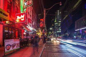 Toronto Entertainment District