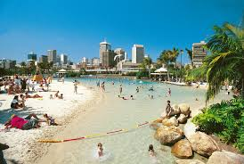 Southbank Streets Beach