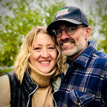 Jennifer Silvera Lindemer & Steve Lindemer