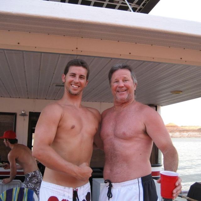 Bill & Patrick Rooney
