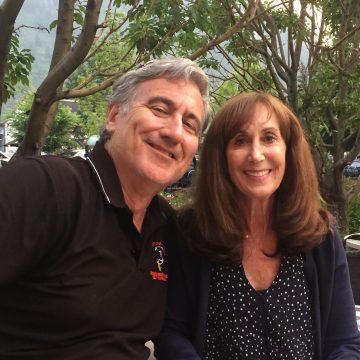 Greg Roman & Nancy Saltzman